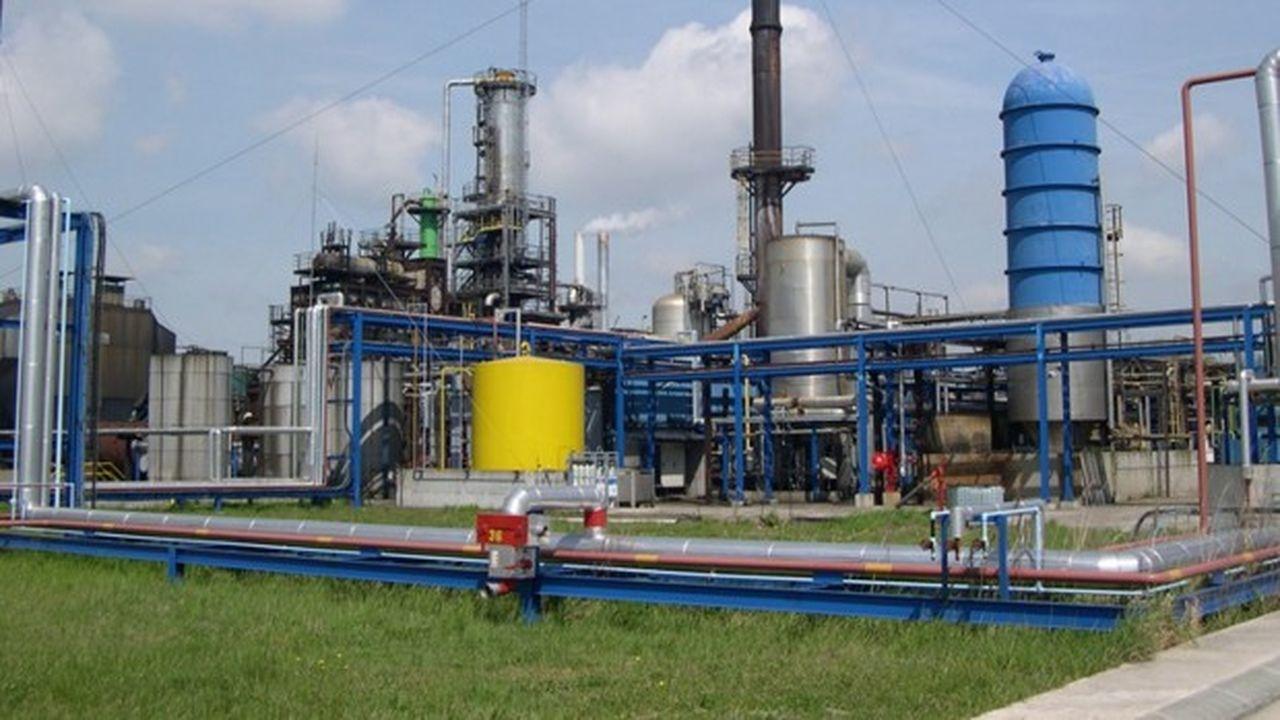 A Lillebonne (Seine-Maritime), Eco-Huile, filiale d'Aurea, a régénérél'an dernier 51.000 tonnes d'huile moteur usagée pour en refaire de l'huile moteur vierge et du fioul de chauffage vendu en direct à 2.100 clients particuliers dans l'Aisne.