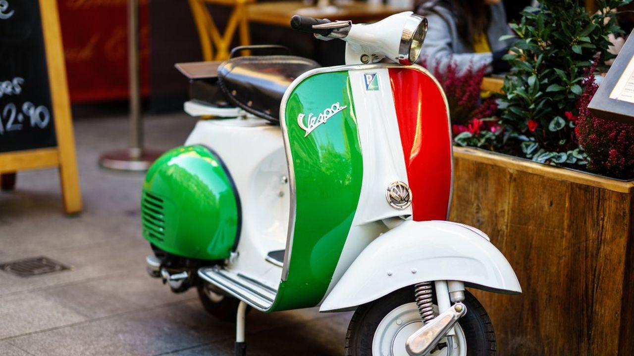 La cour d'Appel de Turin a reconnu à Piaggio la propriété intellectuelle du célèbre scooter dont elle a déposé le brevet le 23avril 1946