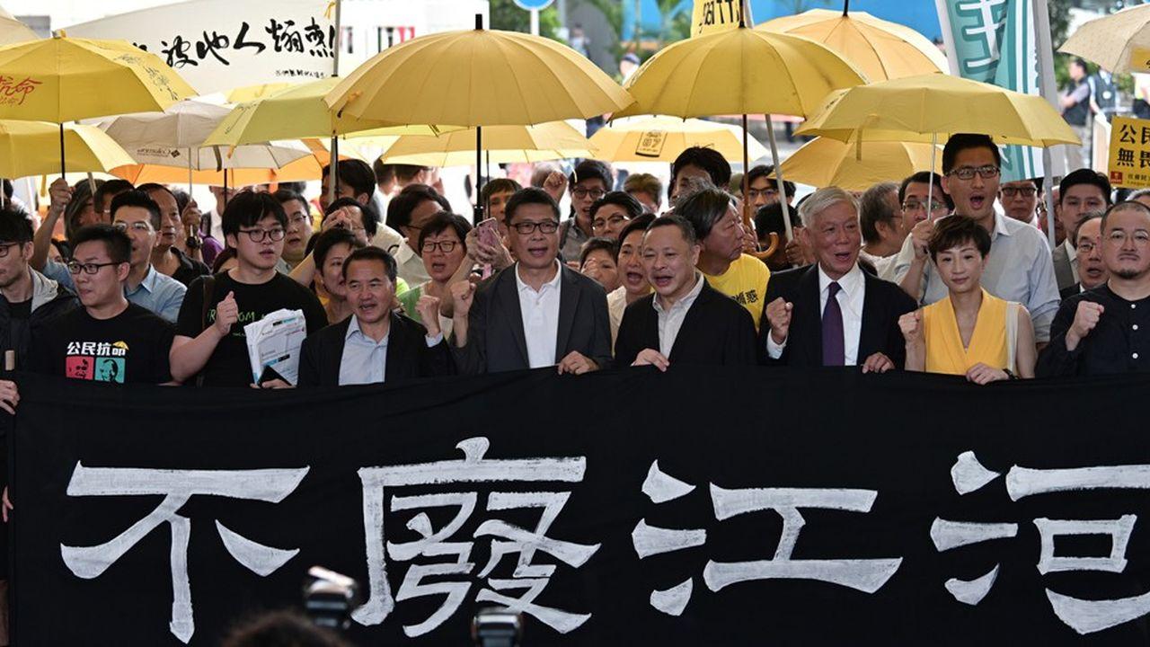 Les manifestations «Occupy» de 2014 à Hong Kong ont constitué le plus grand mouvement de désobéissance civile de l'histoire de l'ex-colonie britannique
