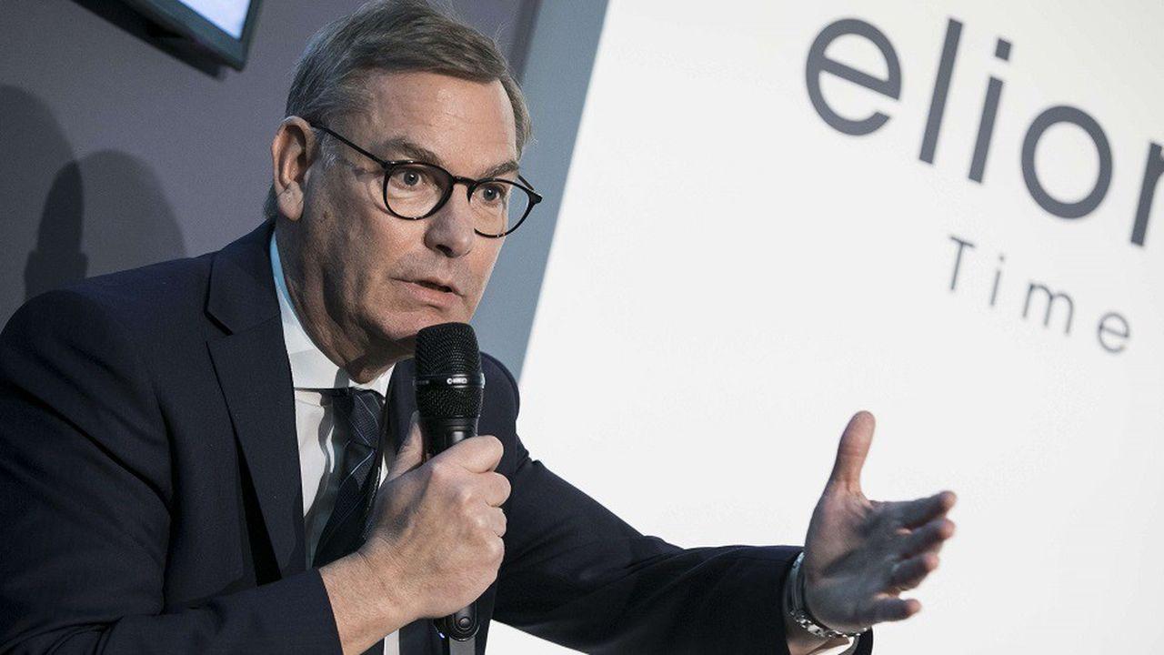 Le PDG d'Elior, Philippe Guillemot, avait annoncé en mars des négociations exclusives avec PAI Partners.