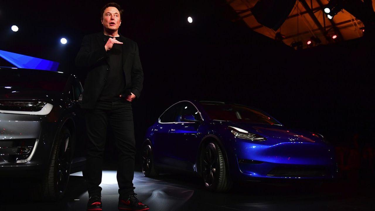 Elon Musk a annoncé vouloir proposer une immense flotte de robotaxis à compter de l'année prochaine.