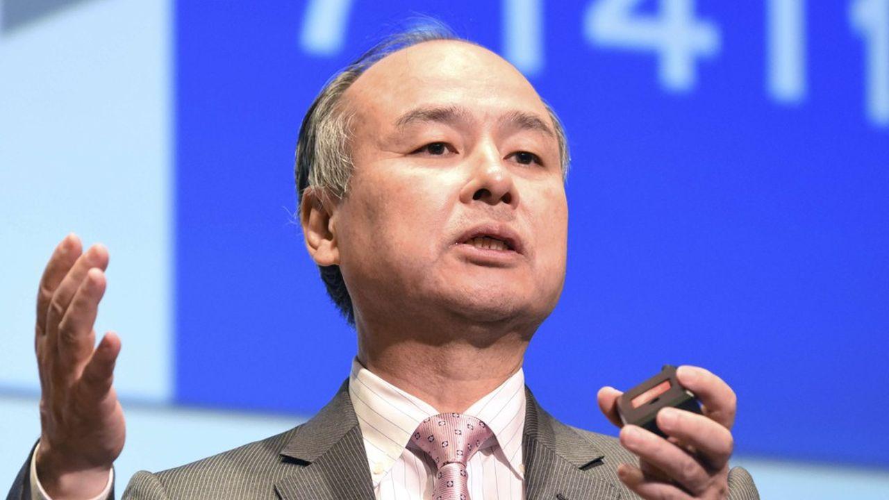 Masayoshi Son est l'un des principaux investisseurs de la planète