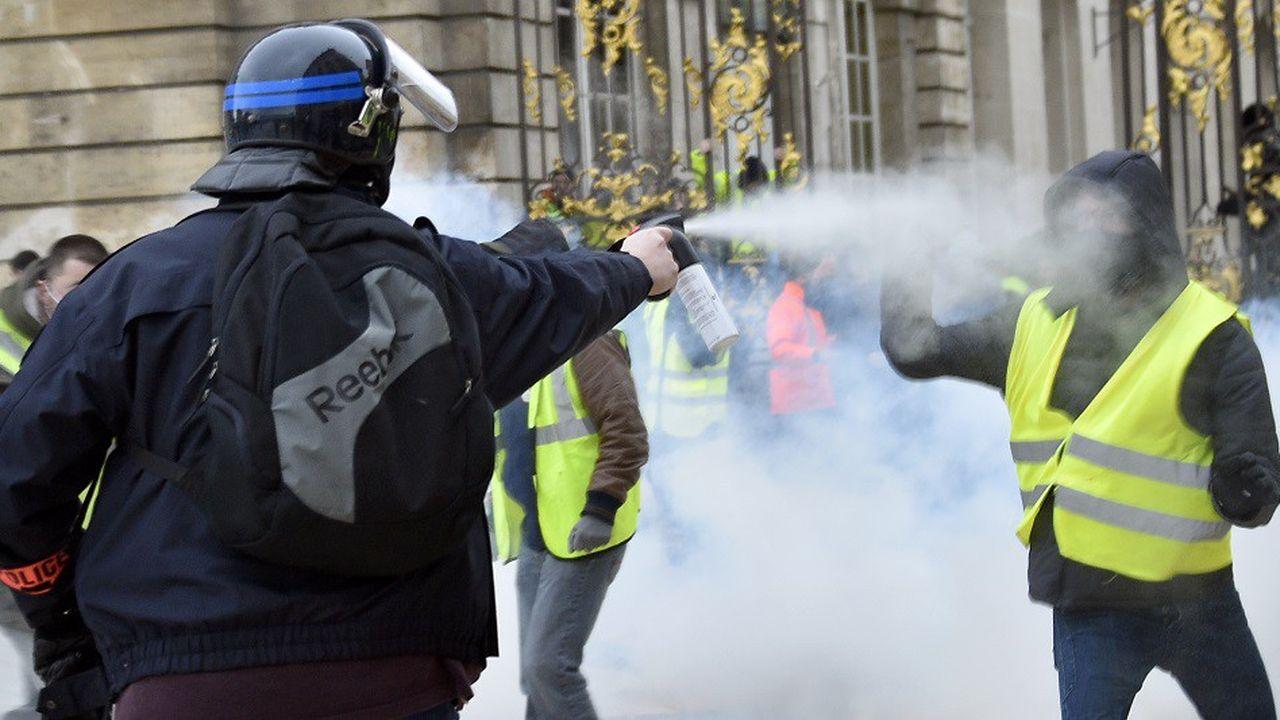 Plus de 200 enquêtes ont été ouvertes par l'IGPN, la «police des polices», depuis le début du mouvement des «Gilets jaunes».
