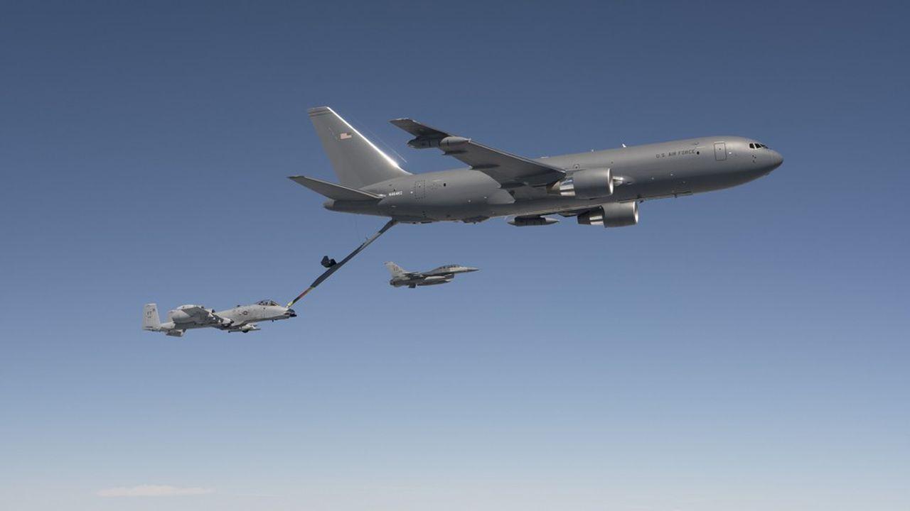 le KC-46A, l'avion ravitailleur proposé par Boeing fait des débuts plus que poussifs. L'armée de l'air a suspendu les premières livraisons.