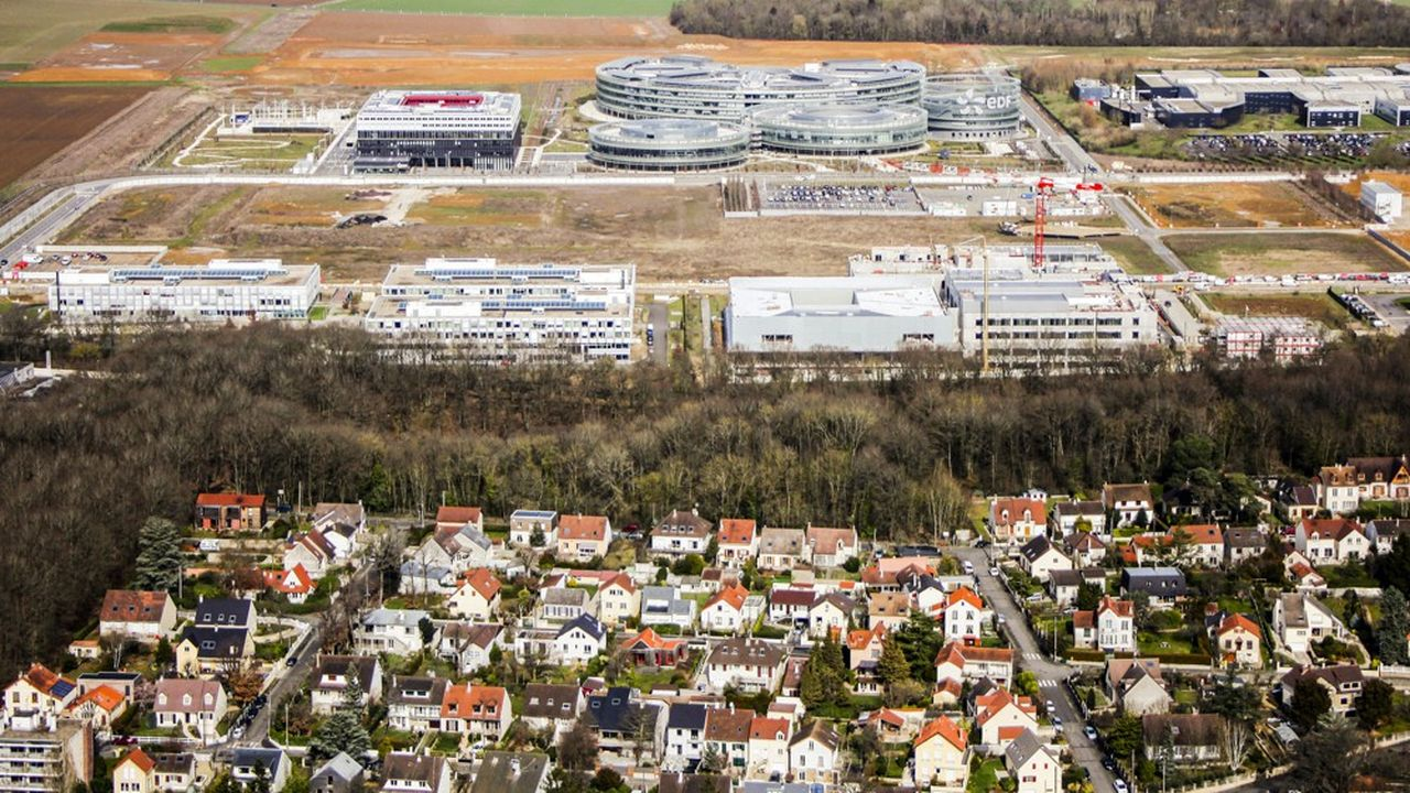 Amenagement du plateau de Saclay