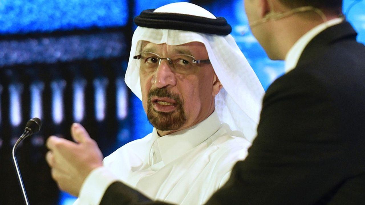 «Je ne vois pas la nécessité de faire quoi que ce soit immédiatement », a déclaré mercredi le ministre saoudien de l'Energie, Khalid al-Falih.