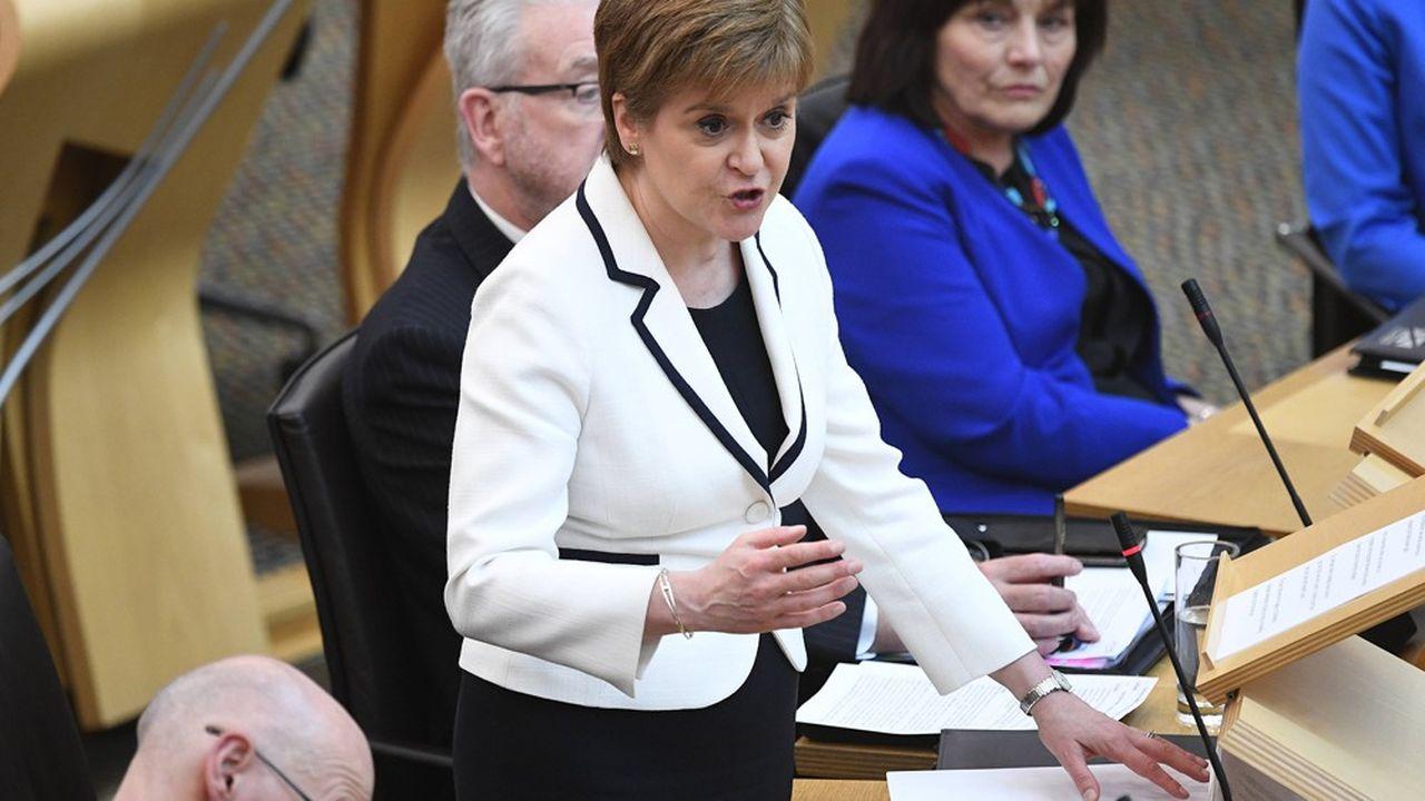 L'Écosse veut un nouveau référendum sur l'indépendance avant 2021