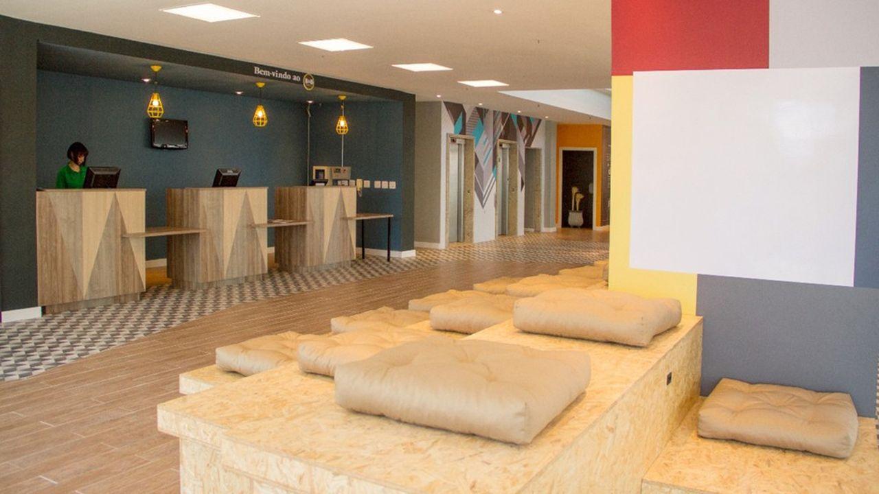Le numéro trois Français de l'hôtellerie, qui dispose déjà de deux établissements au Brésil -à São José dos Campos (photo) et à Uberlândia- y prévoit trois ouvertures en 2019. Pour autant, son développement devrait rester à un niveau record.