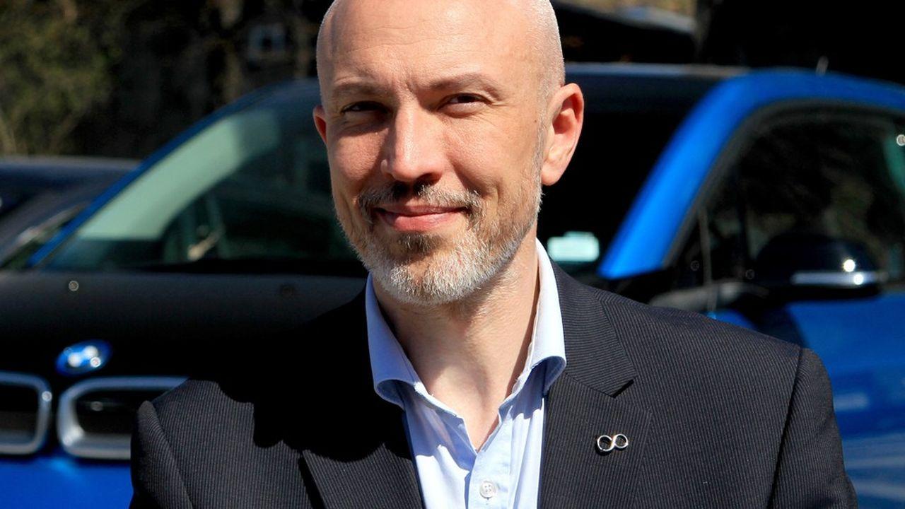 Espen Hauge est optimiste sur le développement de la mobilité électrique.