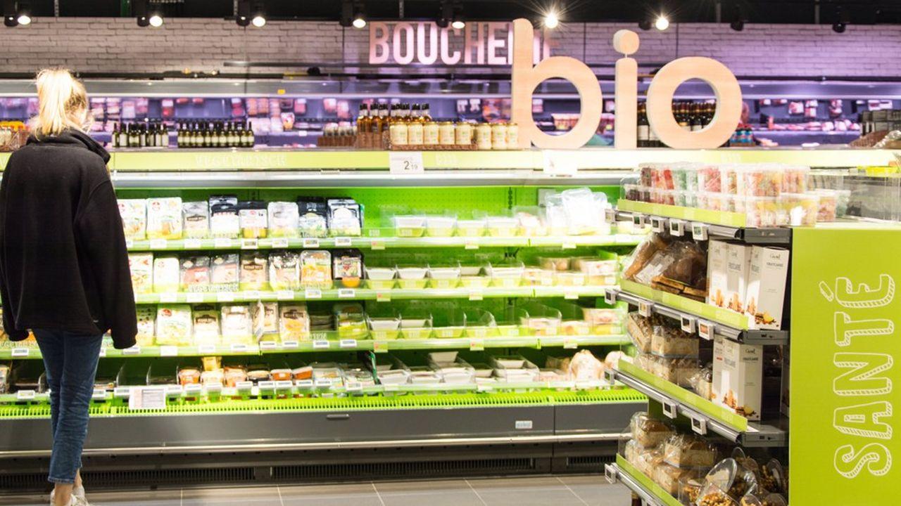 La meilleure alimentation est au coeur de la «rasion d'être» de Carrefour.
