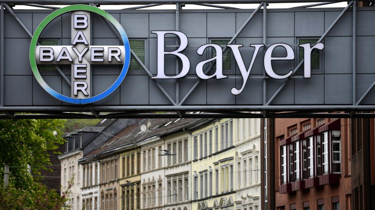 L'Allemand Bayer a racheté l'Américain Monsanto pour 63milliards de dollars en juin2018.