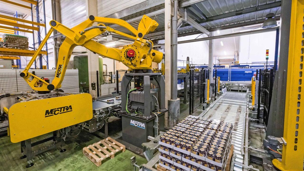 Pour l'OCDE, seulement 14% des emplois dans les pays riches sont menacés de disparition par le développement de l'automatisation dans les usines.
