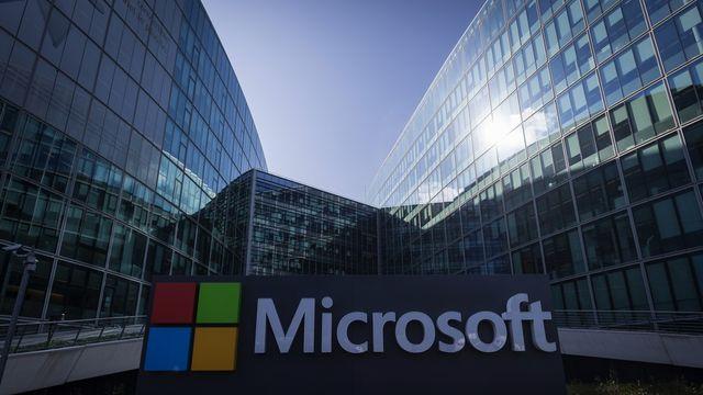 Microsoft dépasse à son tour 1.000 milliards de dollars