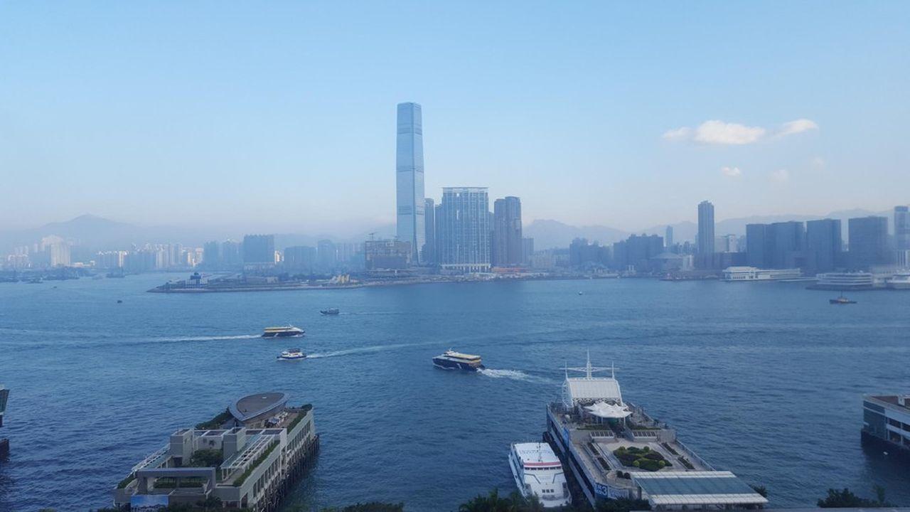 La Bourse de Hong Kong est régulièrement prise pour cible par des vendeurs à découvert.