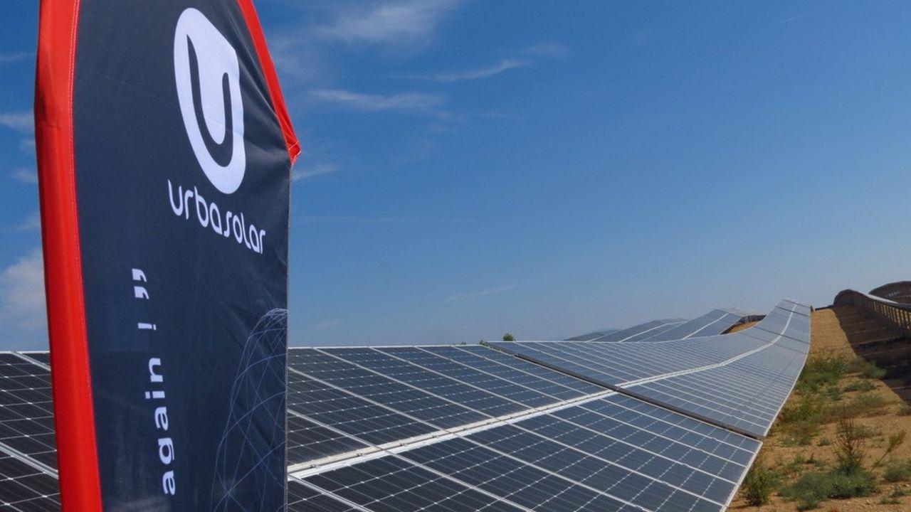 Urbasolar développe construit et exploite des centrales solaires de grande puissance.