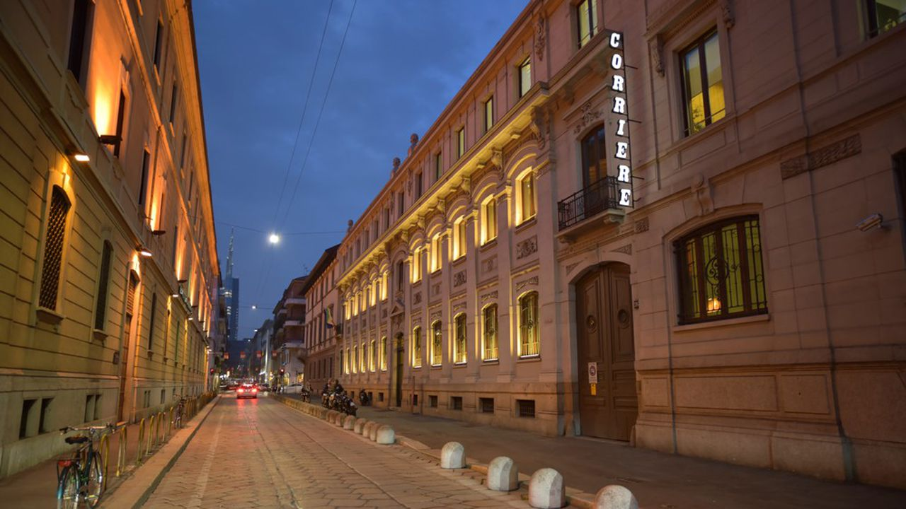 Urbano Cairo, propriétaire de l'éditeur RCS, a décidé de rouvrir le dossier de la vente du prestigieux siège du « Corriere della Sera » en plein coeur de Milan.