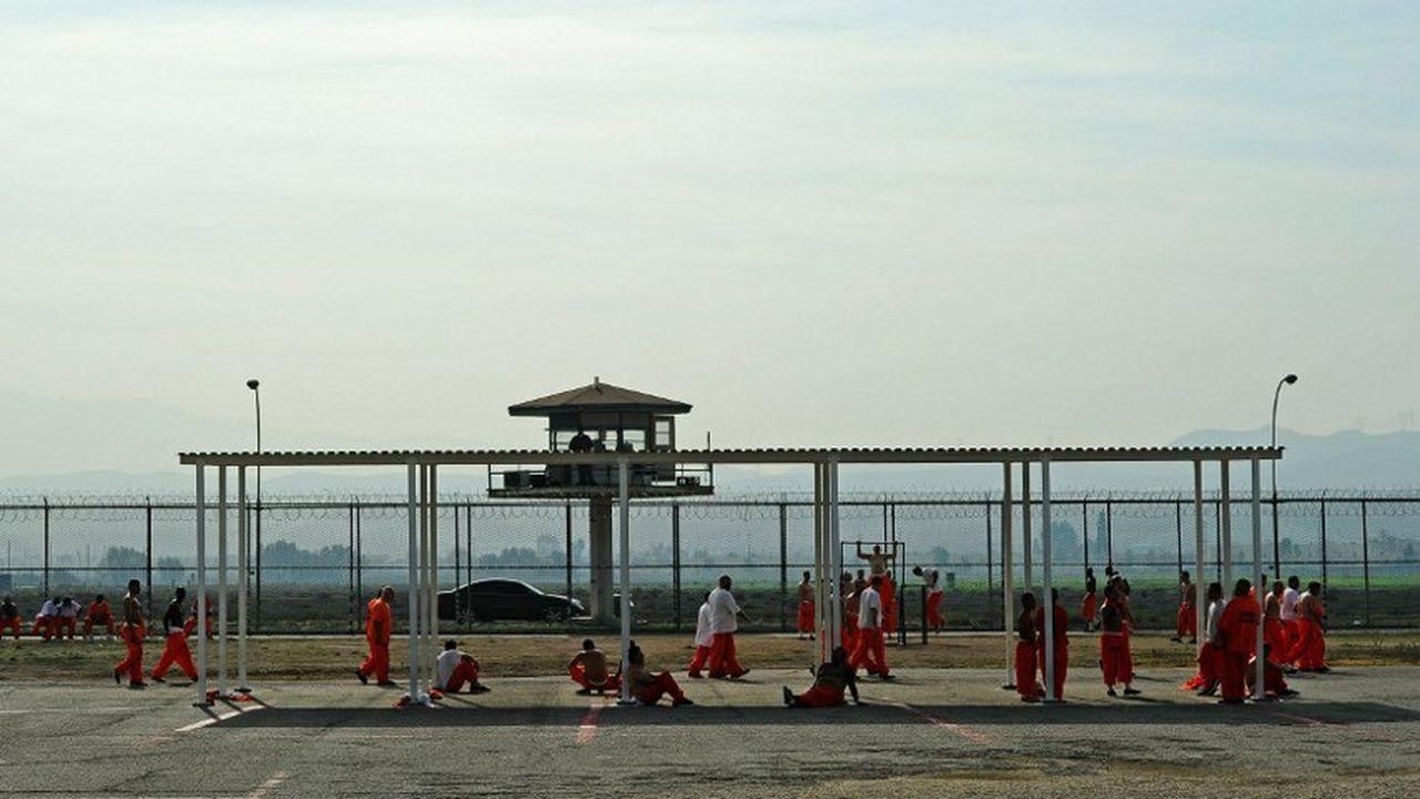 La prison d'Etat de Chino, en Californie.