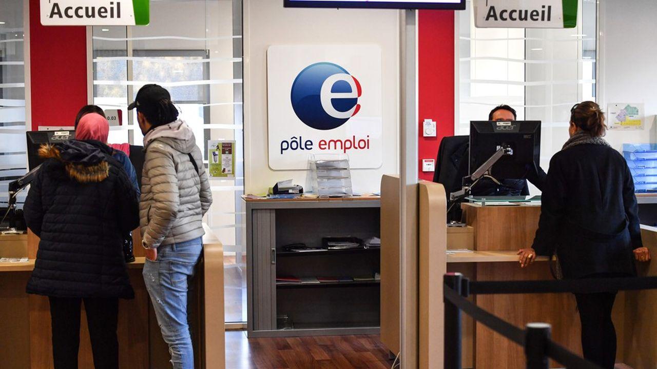 Baisse de -0,7% des demandeurs d'emploi ce trimestre — France