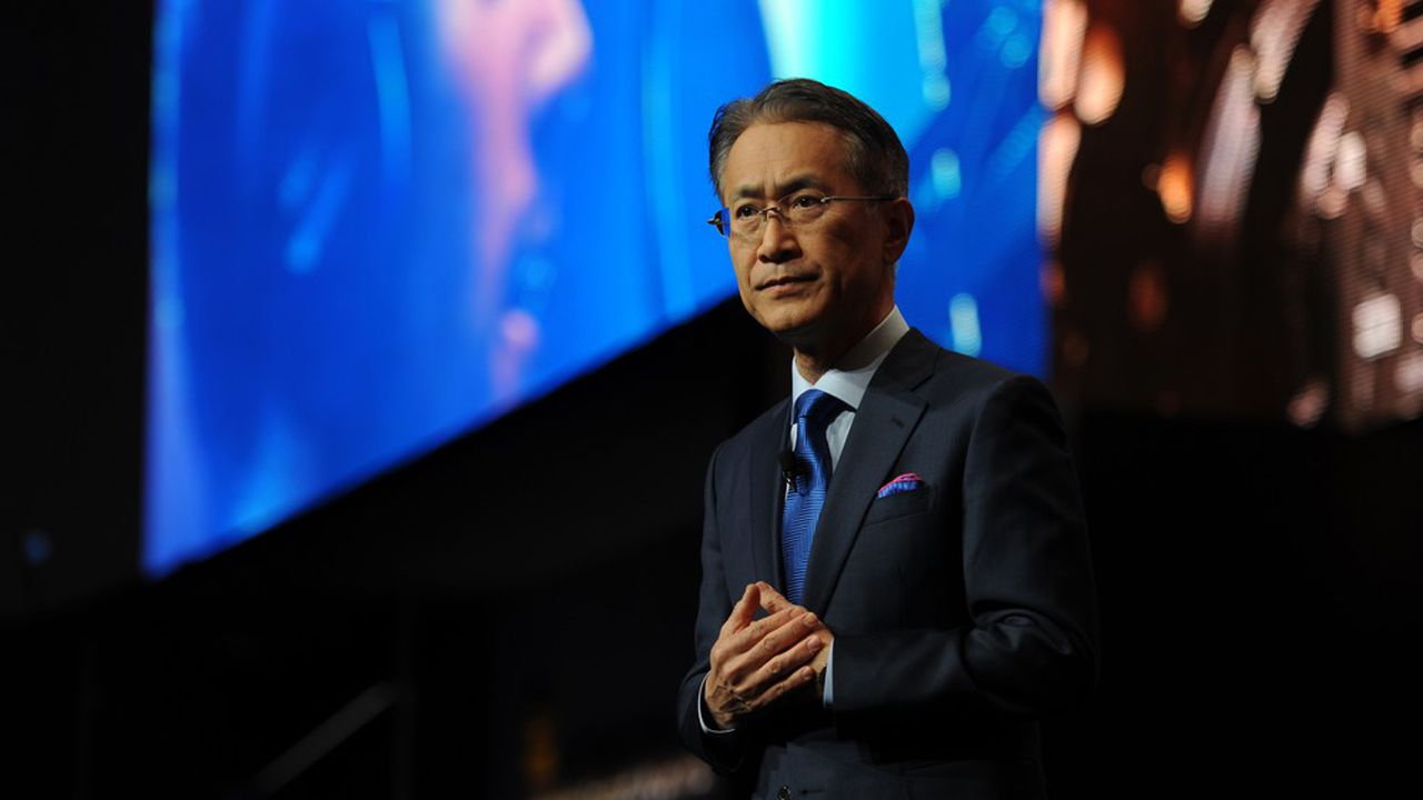 Kenichiro Yoshida prend les commandes de Sony au moment où la rentabilité cesse de croître.