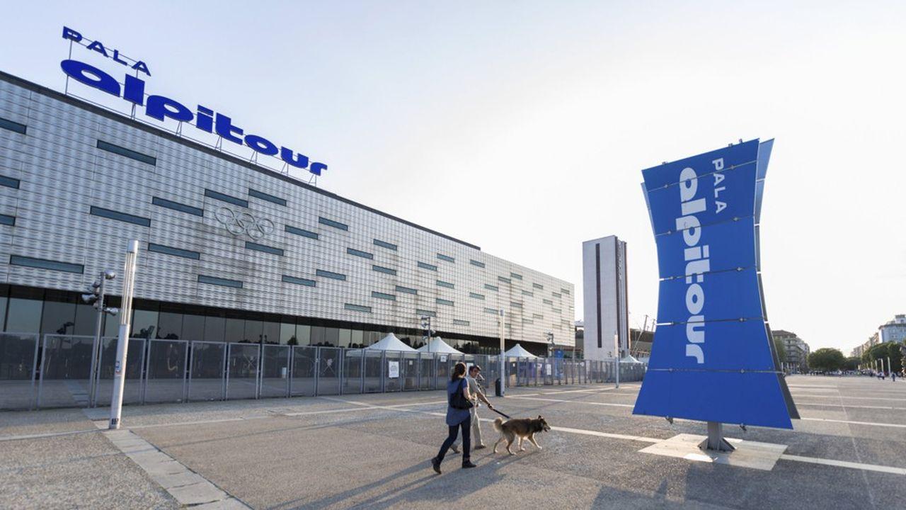 C'est le complexe sportif Alpitour, construit pour les Jeux d'hiver 2006, qui accueillera les Masters de tennis à Turin.
