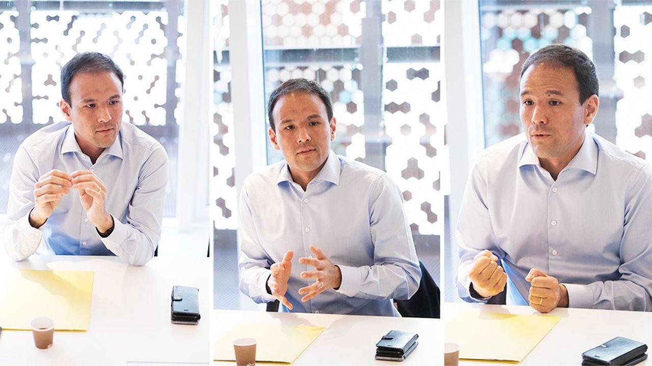 CédricO, le nouveau secrétaire d'Etat au numérique, expose sa feuille de route dans un entretien aux «Echos».