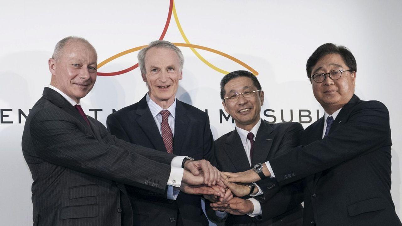 La création d'un Conseil de l'Alliance mi-mars avait créé l'espoir d'un nouveau départ après la crise provoquée par l'affaire Ghosn.