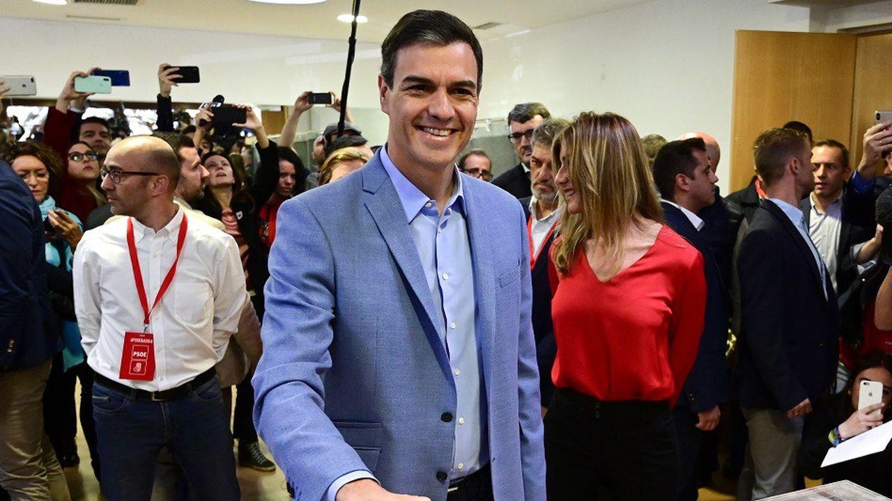Pedro Sánchez est à la tête du gouvernement espagnol depuis 2018