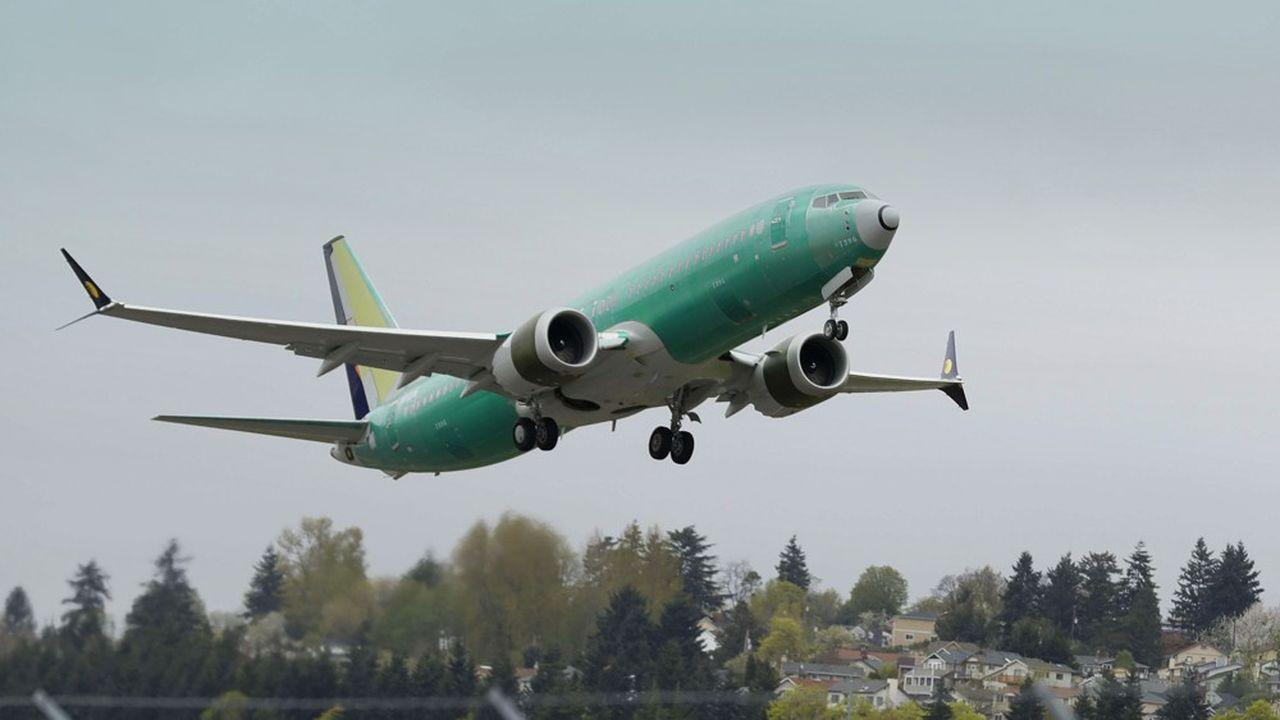 Les ratés du système anti-décrochage du Boeing 737 Max 8 auraient provoqué deux crashs aériens.