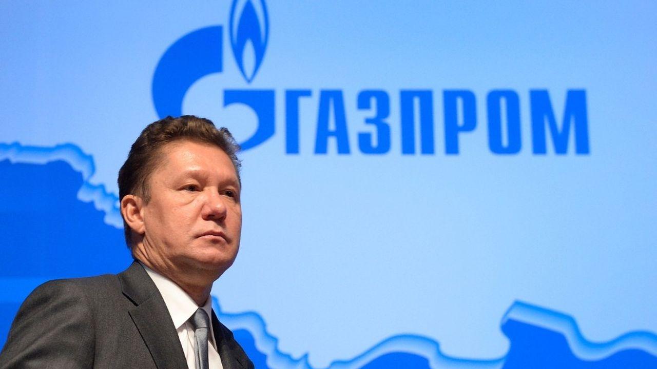 Le directeur général de Gazprom, Alexei Miller, a de quoi se réjouir. Sa société a vu ses ventes de gaz à destination de l'Europe et de la Turquie atteindre un niveau record en 2018