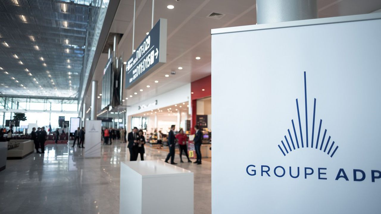 Le terminal T3 de l'aéroport Paris-Orly.