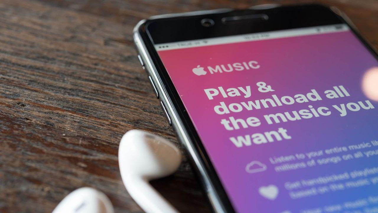 Spotify franchit la barre des 100 millions d'abonnés payants