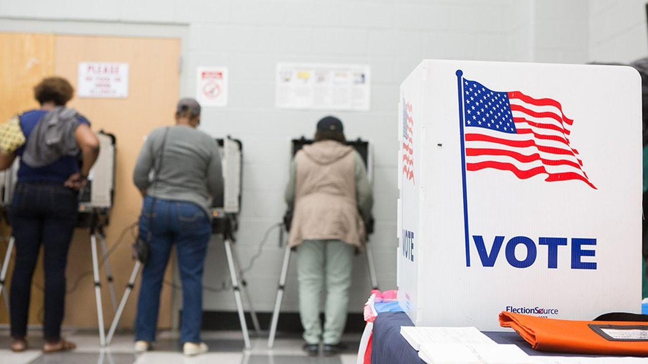 Les chiffres définitifs ne sont pas encore connus, mais ces élections auraient suscité une participation record pour un scrutin de mi-mandat.