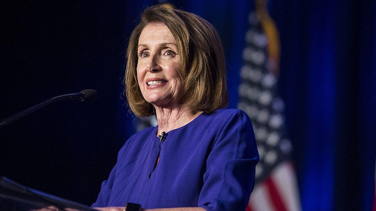Nancy Pelosi pourrait redevenir la femme la plus puissante de la vie politique américaine.