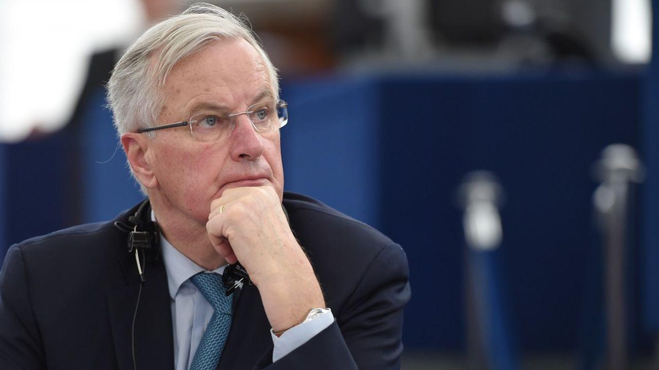 «Jamais le risque d'un no deal n'a paru aussi élevé», a prévenu Michel Barnier, le négociateur en chef de l'Union européenne, devant les Eurodéputés, mercredi matin.
