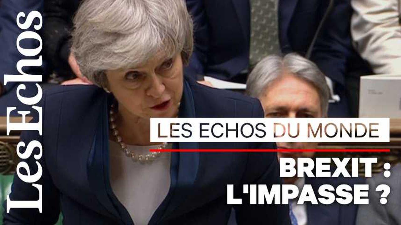 Brexit : après le rejet de l'accord, aucune alternative n'émerge