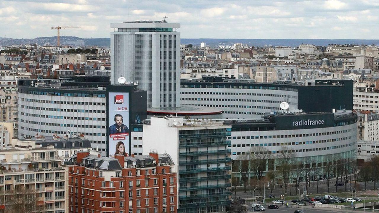 Les surcoûts du chantier de Maison de la radio, le siège de Radio France à Paris, sont pointés par la Cour des comptes.