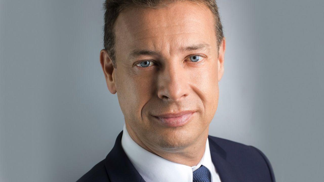 Frédéric Poux (48 ans) a été nommé lundi président du directoire d'Alès Groupe, connu pour ses marques Lierac et Phyto.