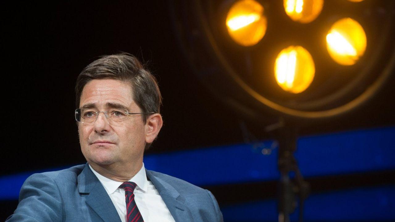 Nicolas Dufourcq rencontre assureurs et investisseurs insitutionnels pour constituer un fonds d'investissement de place.