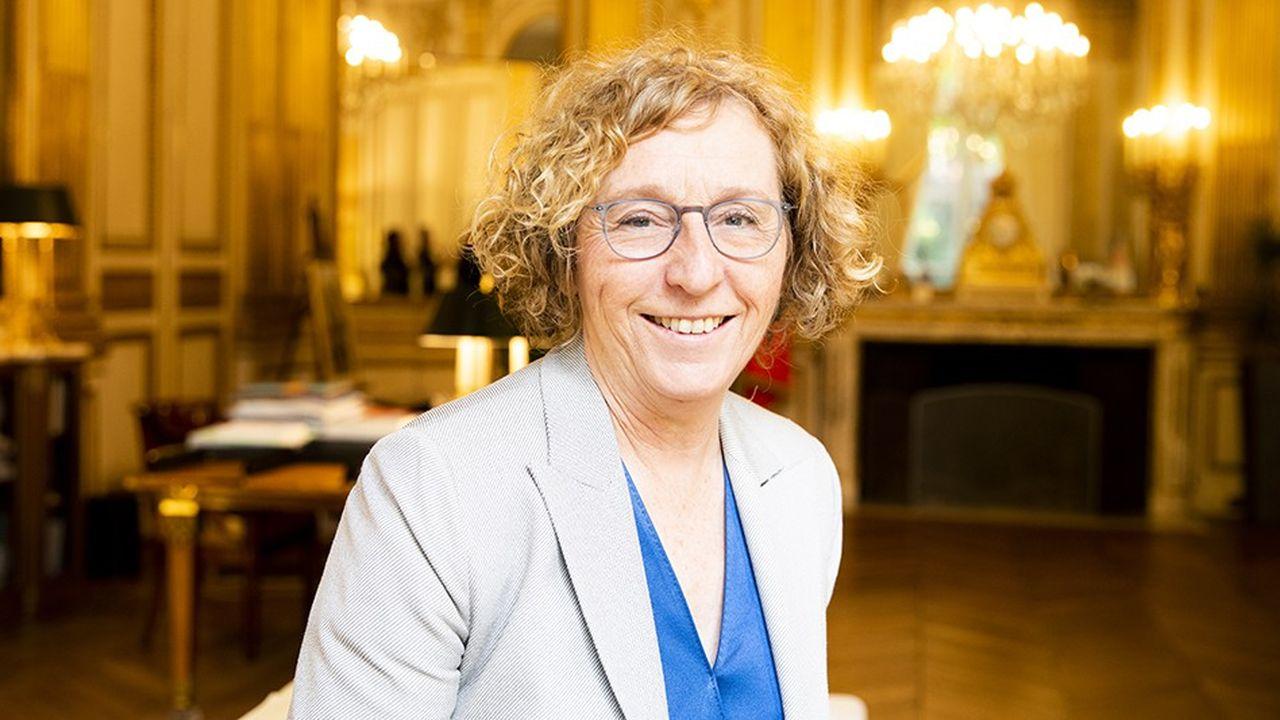 Muriel Pénicaud, la ministre du Travail.