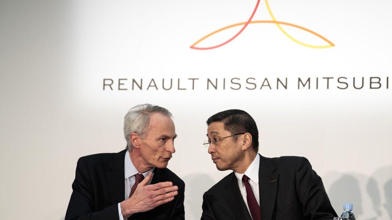 Nissan doute sur le fond de l'intérêt d'une véritable intégration capitalistique de deux entités très différentes culturellement, propre à provoquer une fuite de cerveaux.