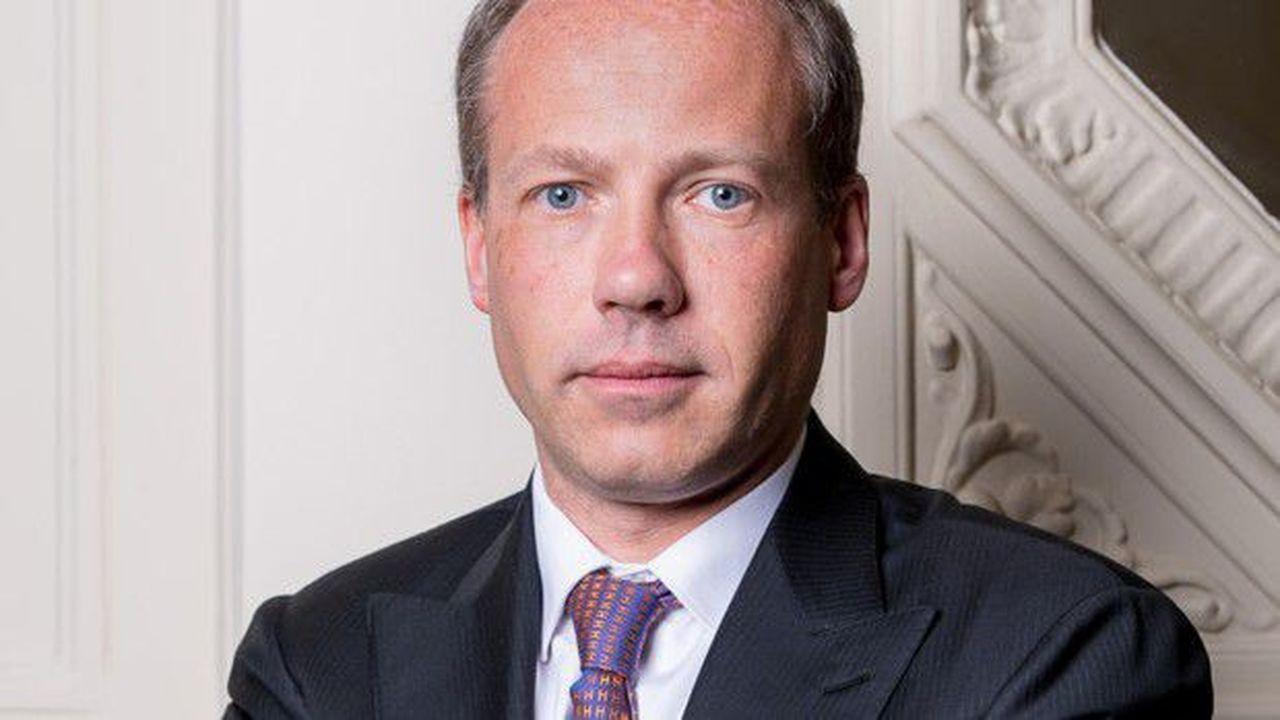 Matthieu Courtecuisse, fondateur et directeur général de Sia Partners.