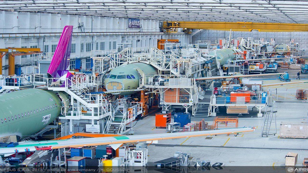 Airbus ne profite pas des malheurs de Boeing