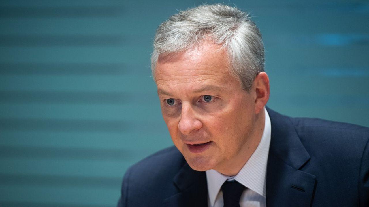 «Les menaces cyber sont la preuve que nous avons besoin de plus de multilatéralisme et de plus de coopération entre nos pays», selon Bruno Le Maire, le ministre de l'Economie et des Finances.