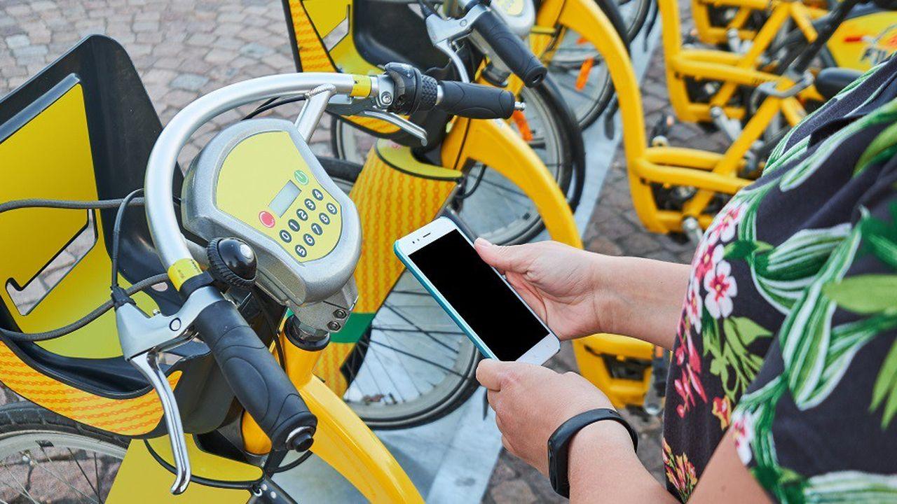 La mobilité au bout des doigts, c'est l'objectif des applications multimodales sur smartphone.