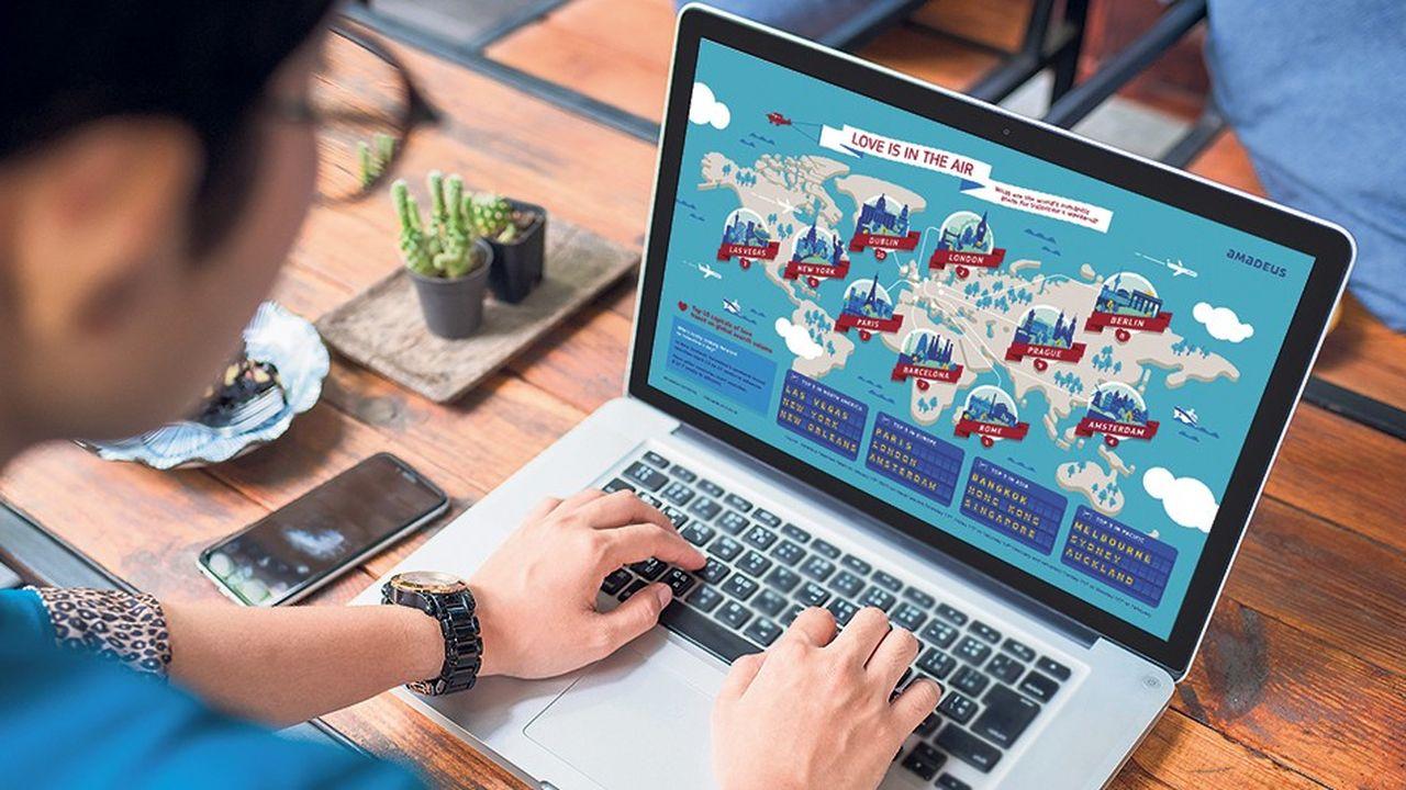E-travel: le secteur du voyage numérique s'ancre sur la Côte d'Azur