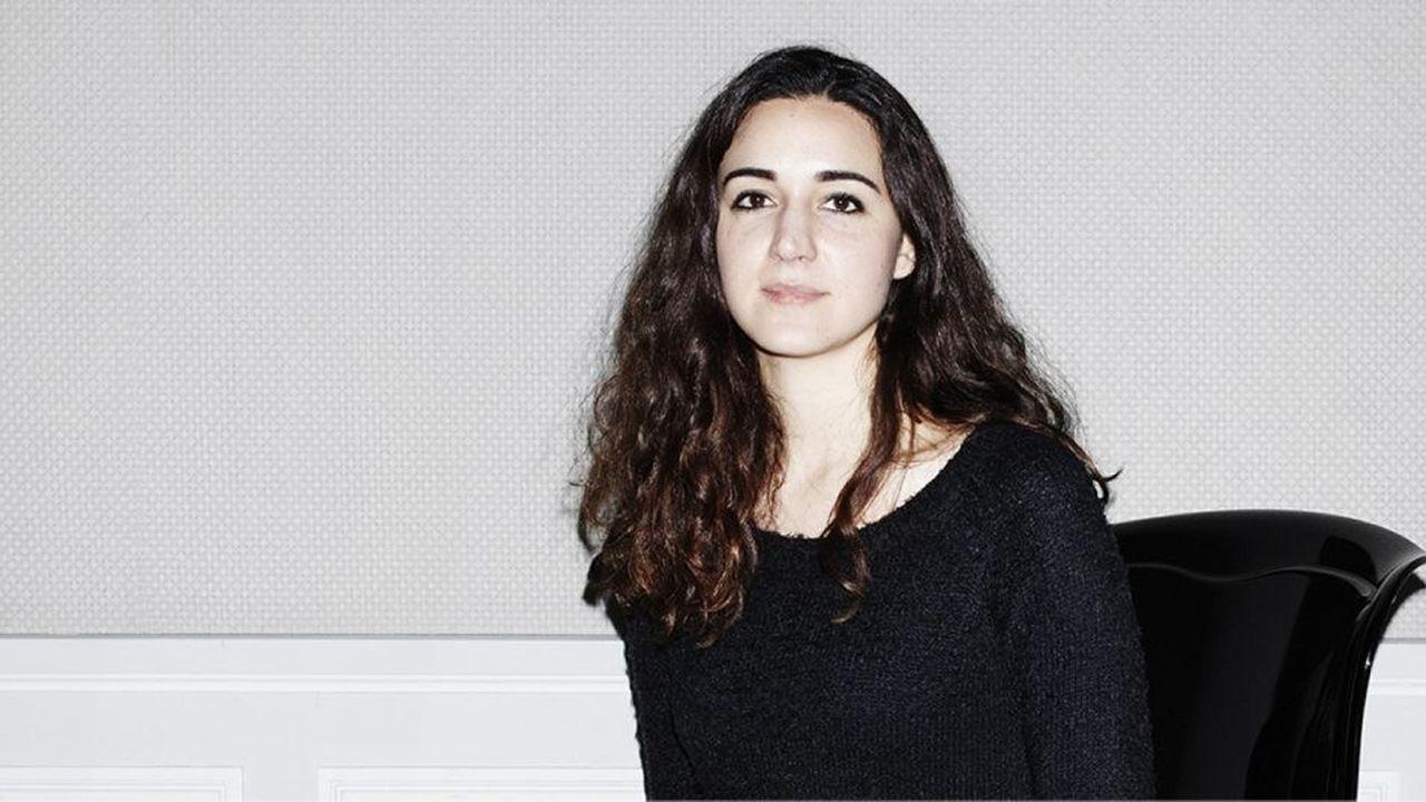 Roxanne Varza, la trentenaire à la tête du «plus grand incubateur au monde»