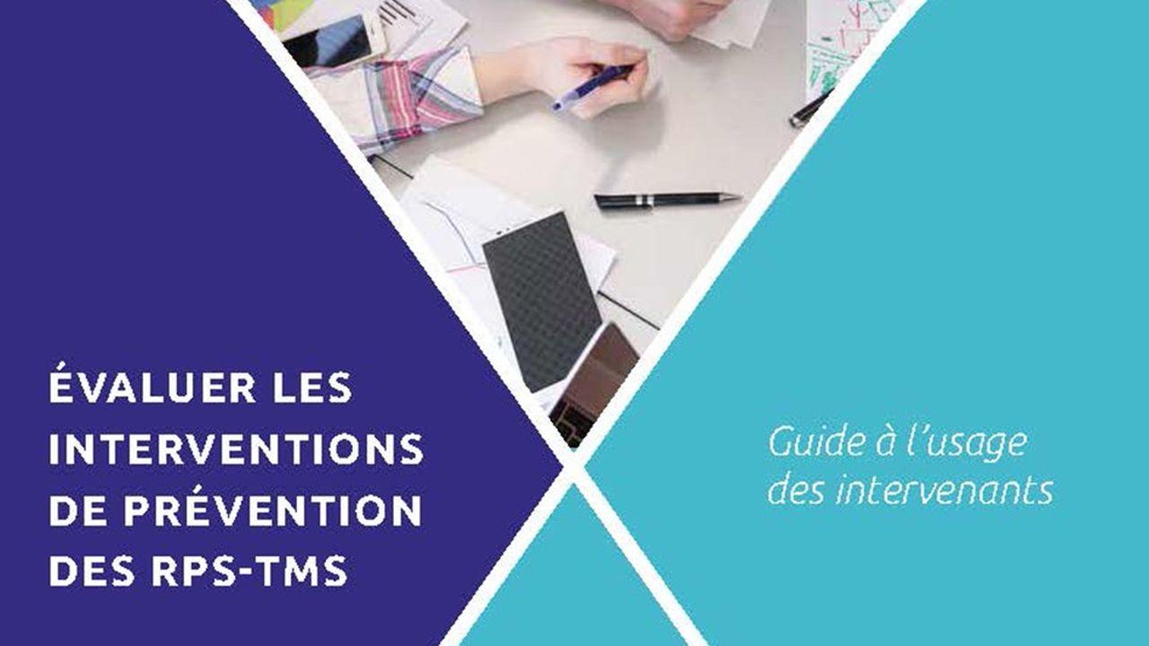 Le guide de l'INRS et de l'Anact constitue un outil adaptable à toutes les interventions.