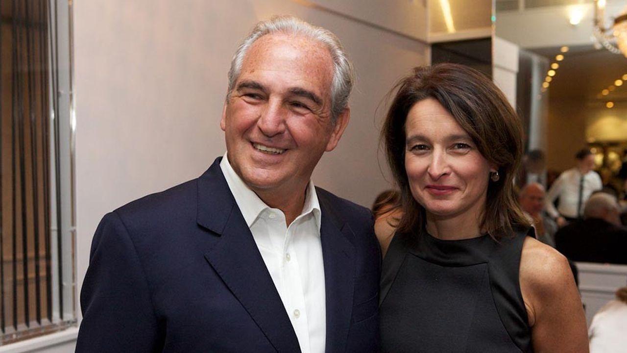 Gérard Viquel, président de Viquel, et Vanessa Viquel-Delangre,directrice générale exécutive.