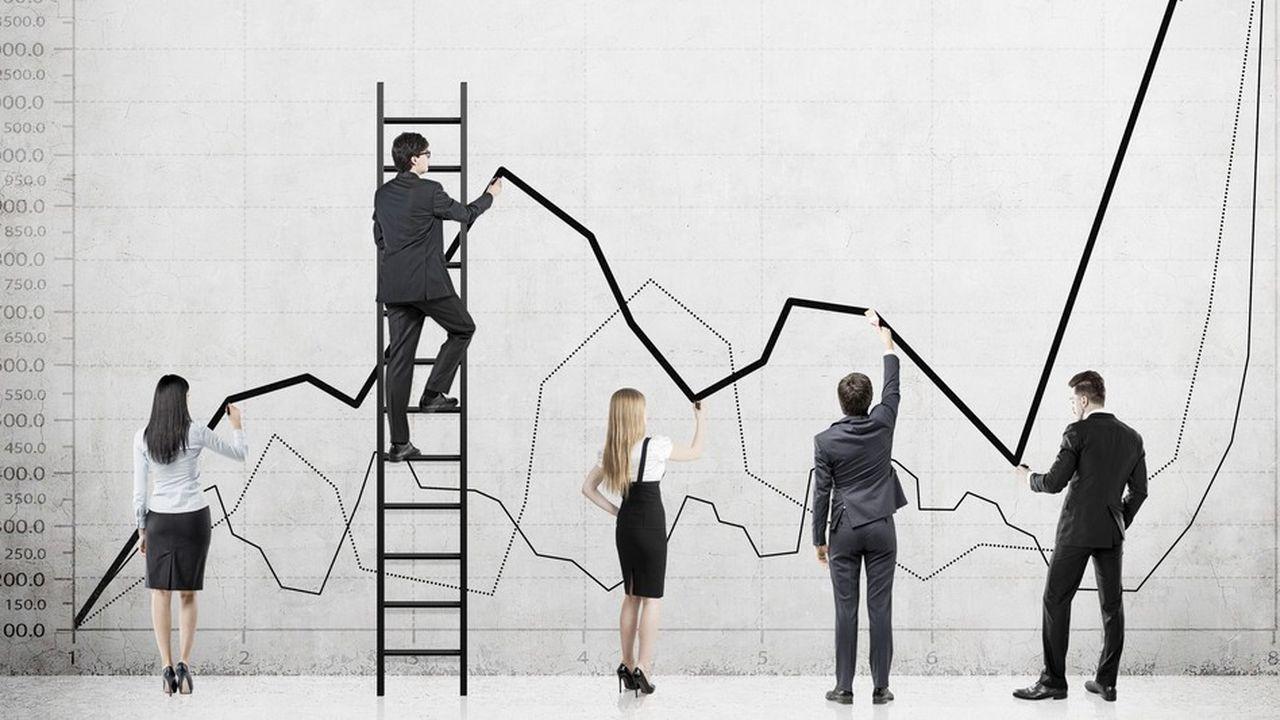 Les prix des entreprises françaises moyennes sont soumis à des tensions divergentes.