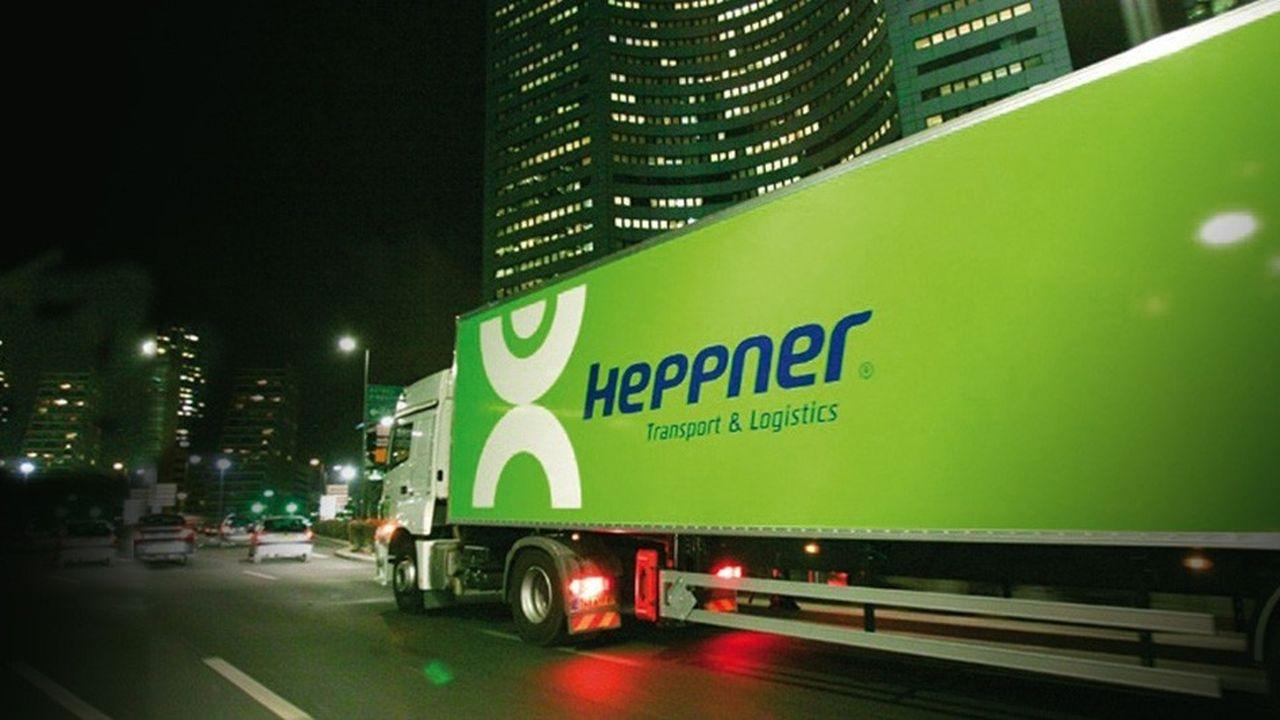 Heppner, créé en 1925, est une des dernières entreprises familiales indépendantes de transport et logistique en France.
